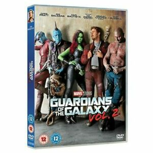 Guardians Of The Galaxy Vol. 2 (2017) DVD NEW SEALED
