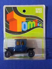 MINT Tomica Series 60 Type T Ford 1/100 in sealed packaging