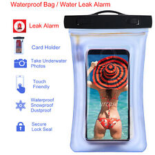 Waterproof Universal Case Pouch Dry Bag Cover Float Armband f Galaxy S8 iPhone