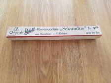 Original Pastalit Kleinblockflöte SEKUNDUS Nr. 91P
