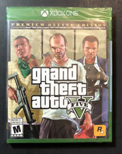 Grand Theft Auto 5 V Premium Online - Microsoft Xbox One Rockstar GTAV