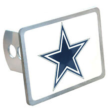 NEW DALLAS COWBOYS TEAM LOGO - NEW NFL RECTANGLE TRUCK TRAILER HITCH COVER