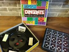 Vintage Goliath Games - DINGBATS Board Game 1999 Edition