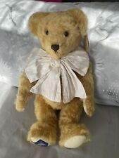 More details for merrythought collectors growler club bear 'frogmore' no 33 year 2007