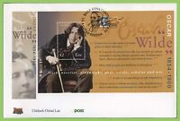 Ireland 2000 Oscar Wilde , stamp show overprint mini sheet on First Day Cover