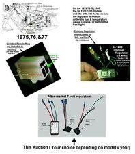 Honda Goldwing GL1000/1100/1200 7 Volt fuel & temperature instrument regulator