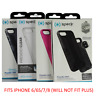 Speck Presidio Grip Impact Cover Case For Apple iPhone 6/6S/7/8 (NOT FOR PLUS)