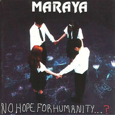 CD MARAYA - NO HOPE FOR HUMANITY ( BONUS TRACK EDITION WICKED 1996 QUEENSRYCHE )