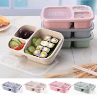 Microwave Bento Lunch Box Picnic Food Fruit Container Storage Box Portable