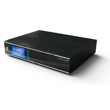 GigaBlue UHD Quad 4K SAT TV Linux Receiver 2x DVB-S2 FBC Tuner PiP CI PVR SAT>IP