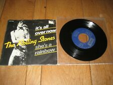 The Rolling Stones. A.It's all over now. B.She's a rainbow (6351)