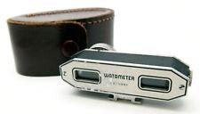 VINTAGE WATAMETER II SHOE MOUNT RANGEFINDER - UK DEALER
