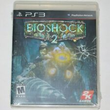 BioShock 2  (Sony Playstation 3, 2010) ps3 Brand New Sealed