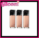 3 X MAYBELLINE FIT ME LIQUID MAKEUP FOUNDATION ❤ 135 CREAMY NATURAL ❤ GLOSSI