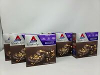 Atkins Endulge Nutty Fudge Brownie 6 Boxes Of 5 Bars Each 30 Bars BB 04/24/21