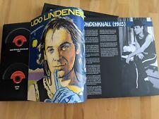 UDO LINDENBERG Das Vermächtnis der Nachtigall LIMITED EDITION 21 CD Box WIE NEU