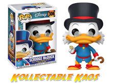 Disney 20057 Duck Tales Scrooge McDuck Pop Vinyl Figure