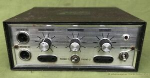 GELOSO G-223-PA Amplificatore a Transistor