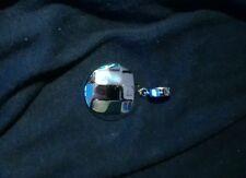 LEONARDO Jewels Charm Scheibe Drachen Silber