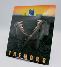 TREMORS - Glossy Bluray Steelbook Magnet Cover NOT LENTICULAR