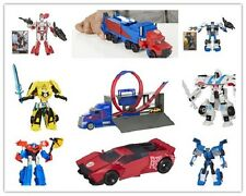 Brand New Transformers Action figures collection - optimus prime bumblebee