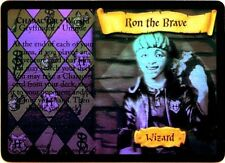 """Harry Potter AaH holo foil card """"RON the BRAVE"""""""