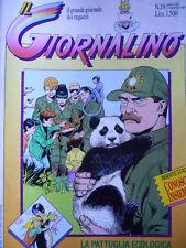 Giornalino n°19 1988 Uomini senza Gloria Gino D'Antonio [G.302]