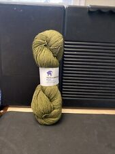 The Periwinkle Sheep Delirium Merino Wool/Yak/Nylon Blend In Sprout