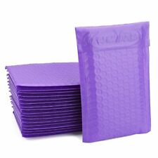 Purple Poly Bubble Padded Shipping Mailers 000 00 0 Cd 1 2 3 4 5 6 7