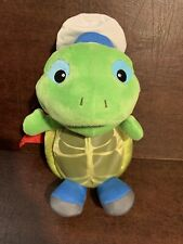 "Nick Jr. Wonder Pets Tuck the Turtle Plush Stuffed Animal Toy 10"""