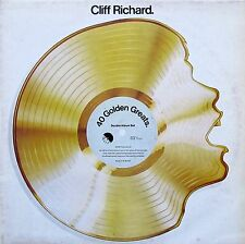 Cliff Richard - 40 Golden Greats DBL (Vinyl, Ex.Cond., 1977, EMTV56)