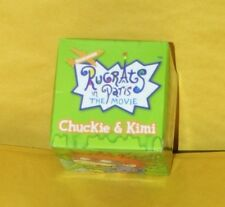 Burger King Chuckie & Kimi Rugrats In Paris The Movie Kids Watch New In Box