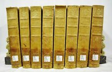 History of Painting by Haldane Macfall 8 Vols 1910 Florentine Estes Ltd 114/250