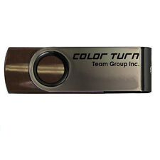 Team Colour Turn 32GB USB 2.0 Flash Drive Brown - Fast Shipping - Great Price
