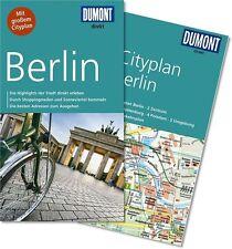 Berlin 2015 ungelesen Stadt -  Reiseführer + Stadtplan Karte   Dumont direkt