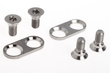 Ti Titanium SPD Cleats fit Shimano Pedals M980 M985 M780 M785 M540 M545 M520