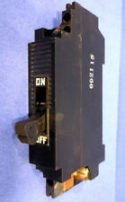 Square D 125V Circuit Breaker 1 Pole Unit