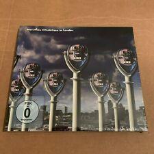 "Marillion ""Somewhere In London"" 2CD+DVD set 2020 Sealed"