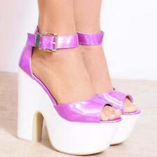 Very High (4.5 in. and Up) Sandals Block Heels for Women
