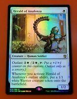 Khans of Tarkir ~ HERALD OF ANAFENZA rare Magic the Gathering card