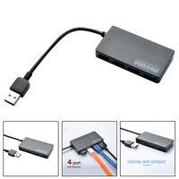 CY304 4-Ports USB 3.0 5Gbps Computer USB Splitter Slim High Speed USB HUB Kits