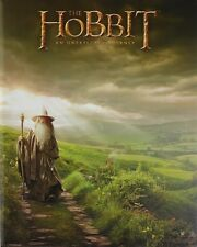 THE HOBBIT MOVIE POSTER (40x50cm) UNEXPECTED JOURNEY NEW LICENSED ART