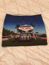 Paul Smith Las Vegas Mini Miniskirt 44