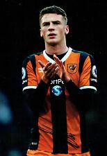 Josh TYMON Signed Autograph 12x8 Football Hull City Photo B AFTAL COA
