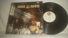 COODER BROWNE - RARE 1978 LONE STAR RECORDS STEREO LP - L-4604