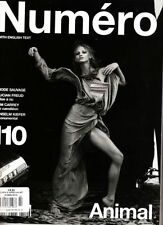 February Numero Magazines for Women in French