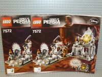 LEGO® Prince of Persia Bauanleitung 7572 Quest Against Time 	instruction B103