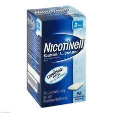 Nicotinell Kaugummi Cool MINT 2 MG 96st PZN 06580352