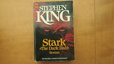 Stark 'The Dark Half',  Band 8269 von Stephen King /  #y08