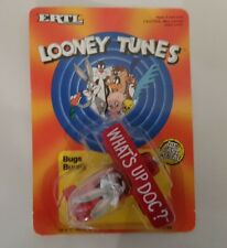 LOONEY TUNES BUGS BUNNY PLANE ERTL DIECAST NEW & SEALED